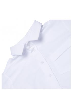 Рубашка белая для мальчика