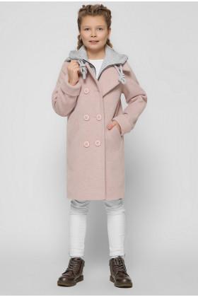 Пальто пудра