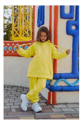 Костюм Роузи желтый