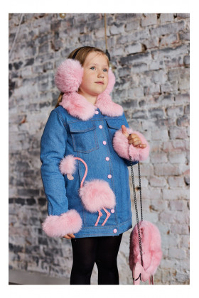 Куртка Фламинго